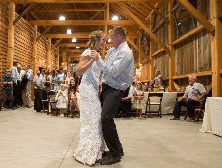 Joe and Mary Hutson wedding